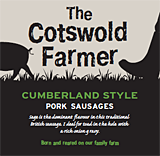 Cumberland Style Pork Sausages